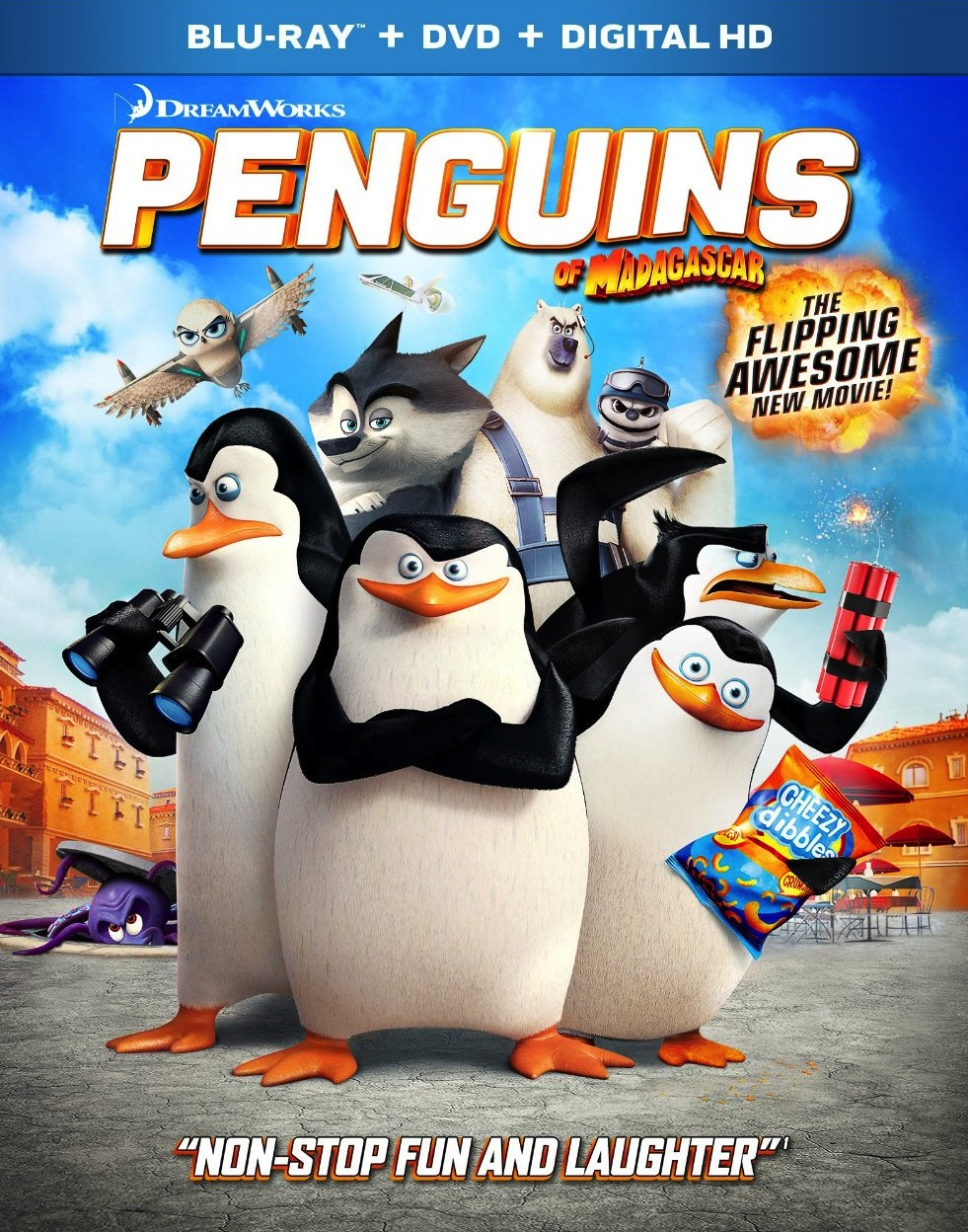 this week on blu ray and dvd net penguins of