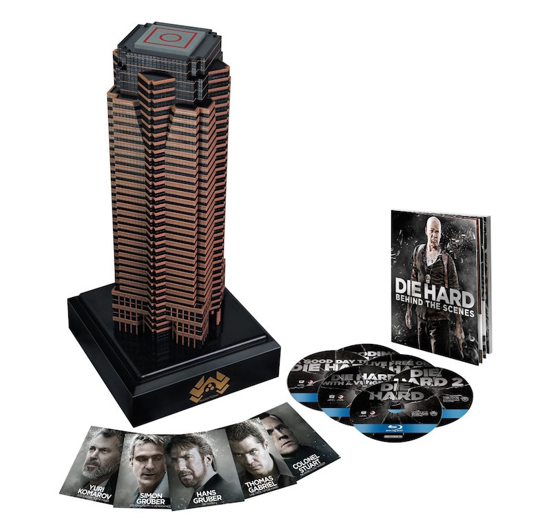 Die Hard: The Complete Collection