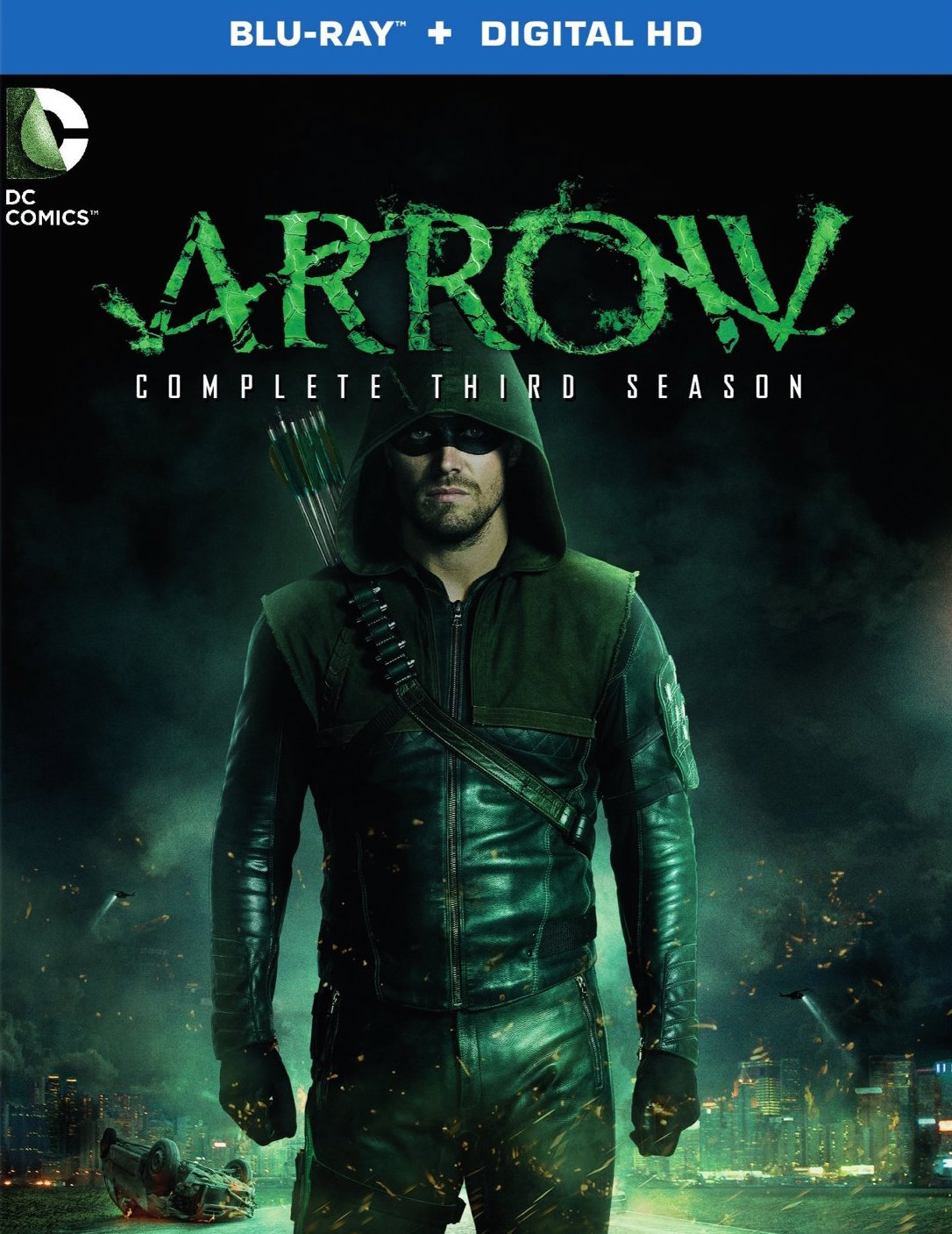 Arrow: Season Three