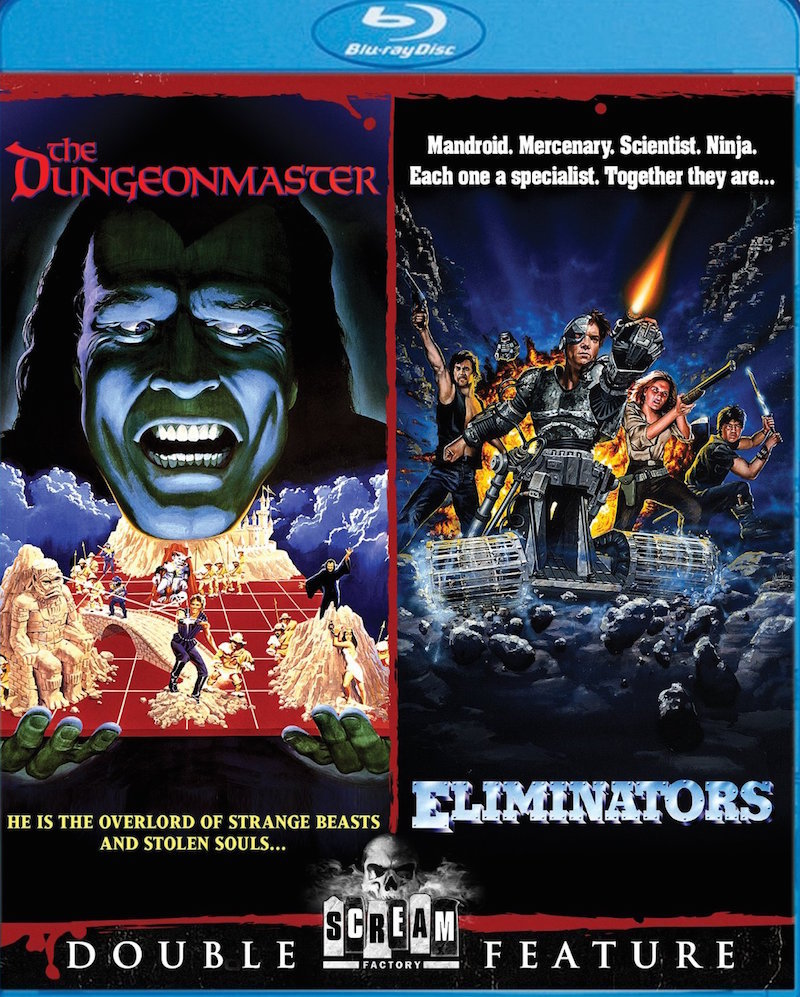 The Dungeonmaster / The Eliminators