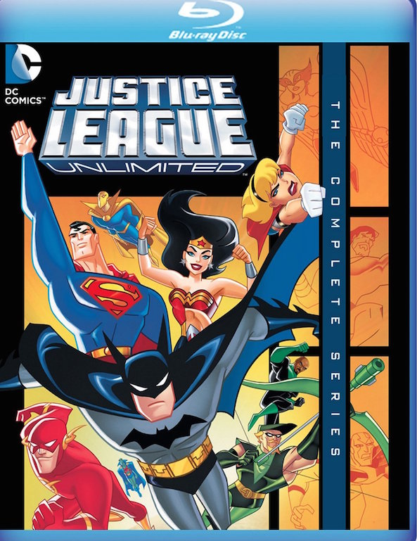 Justice League Unlimited: The Complete Series