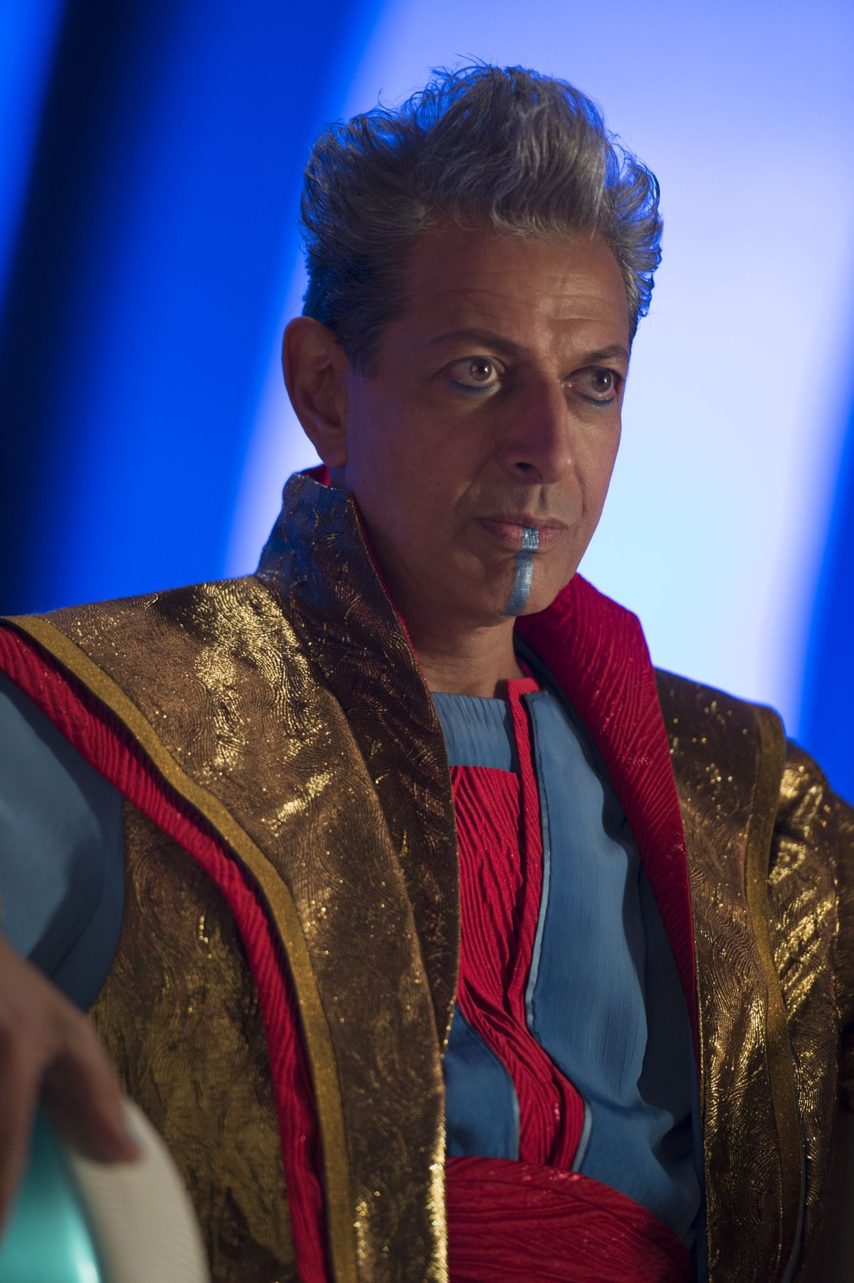 Thor: Ragnarok Grandmaster (Jeff Goldblum) Photo: Jasin Boland ©Marvel Studios 2017