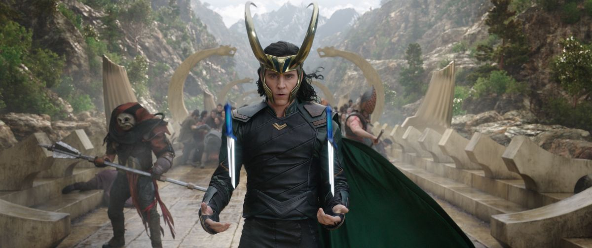 Marvel Studios' THOR: RAGNAROK Loki (Tom Hiddleston) Ph: Teaser Film Frame ©Marvel Studios 2017