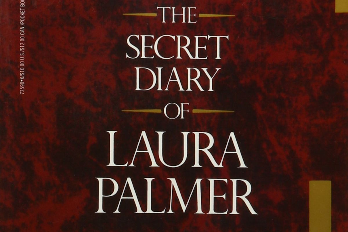 The Secret Diary of Laura Palmer by Jennifer Lynch (1990)