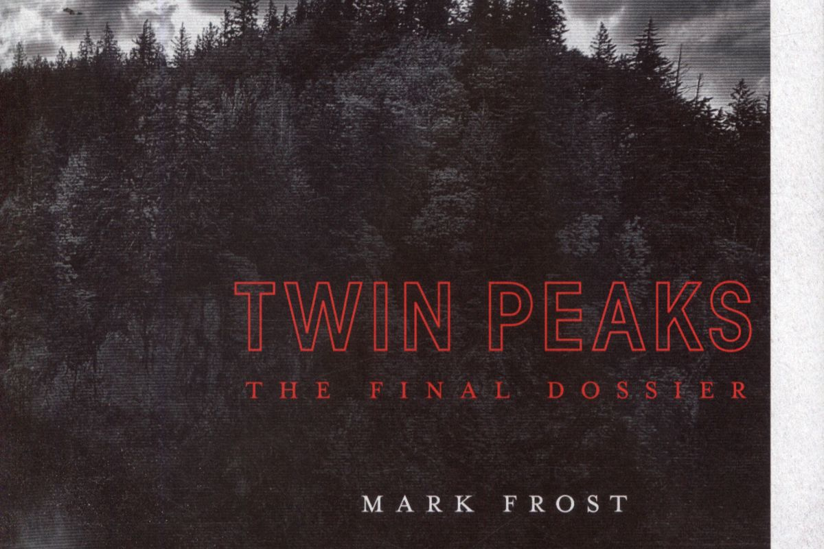The Secret History of Twin Peaks by Mark Frost (2016) and The Final Dossier by Mark Frost (2017)