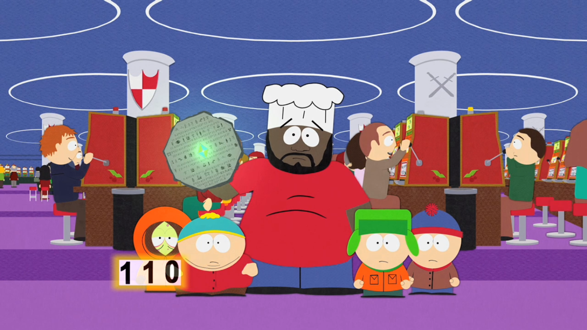 "South Park, Season 5 Episodes 15 and 16: ""200"" and ""201"""
