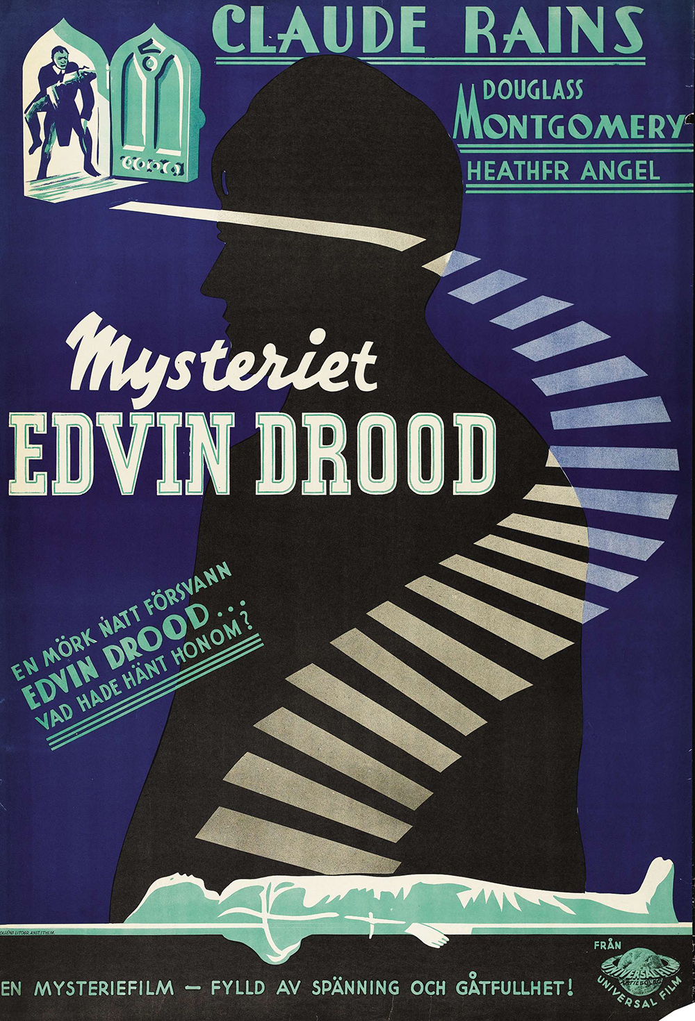The Mystery of Edwin Drood - 1935
