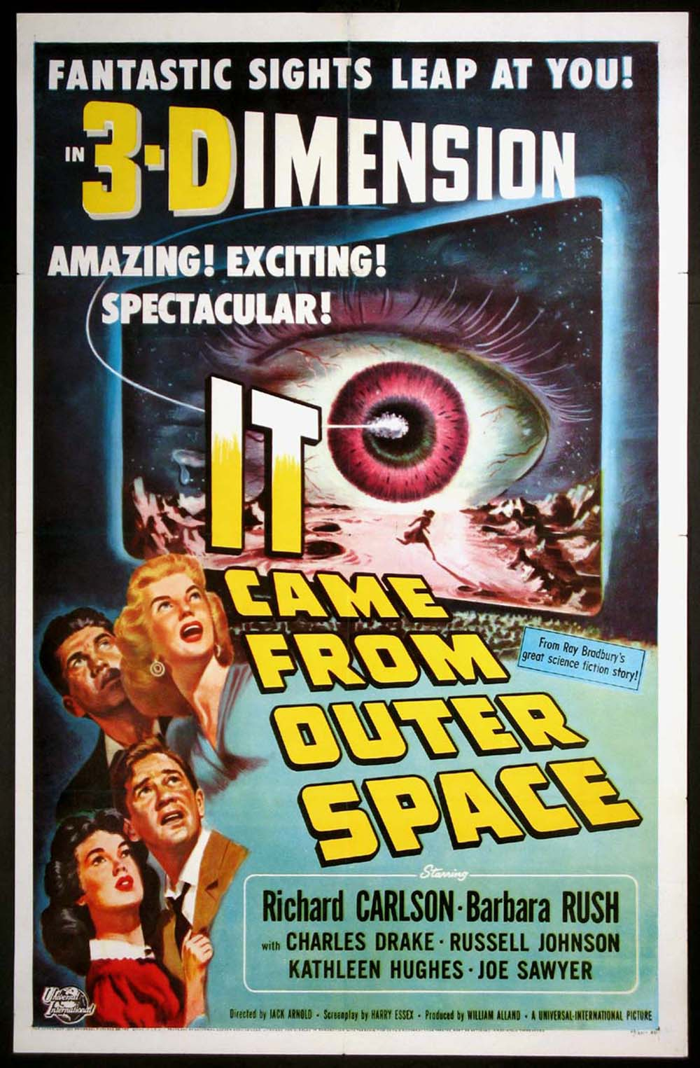 It Came From Outer Space - 1953