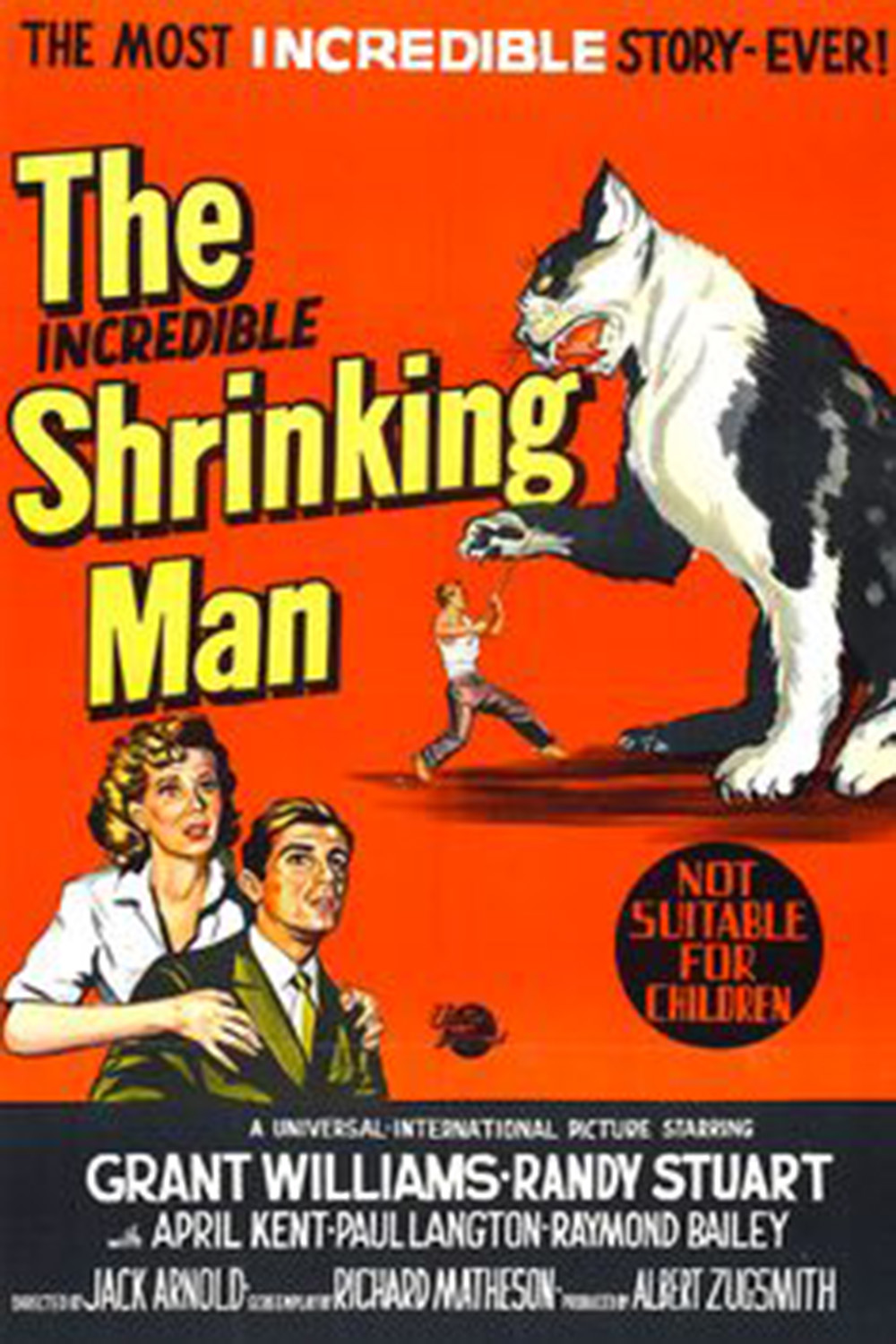 The Incredible Shrinking Man - 1957