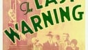The Last Warning - 1929