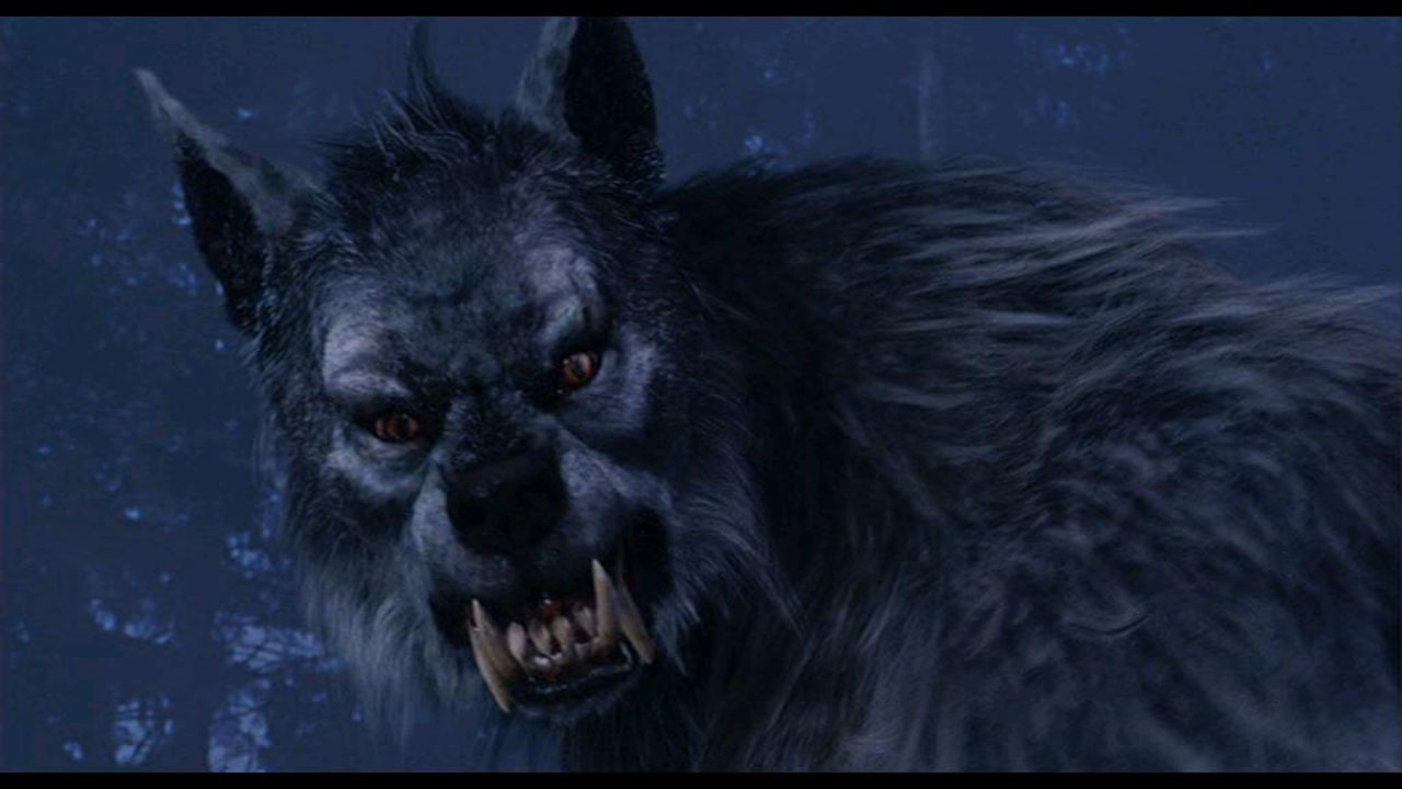 The Wolfman from Van Helsing