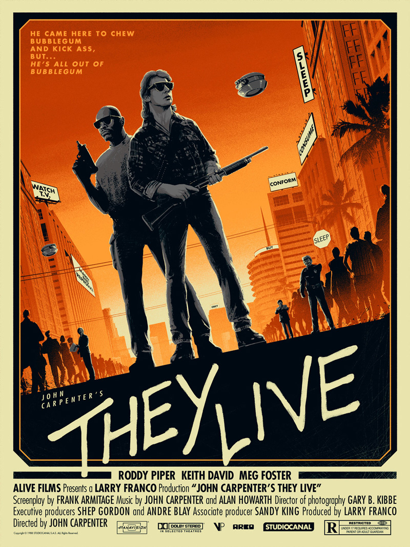 Matt Ferguson, They Live
