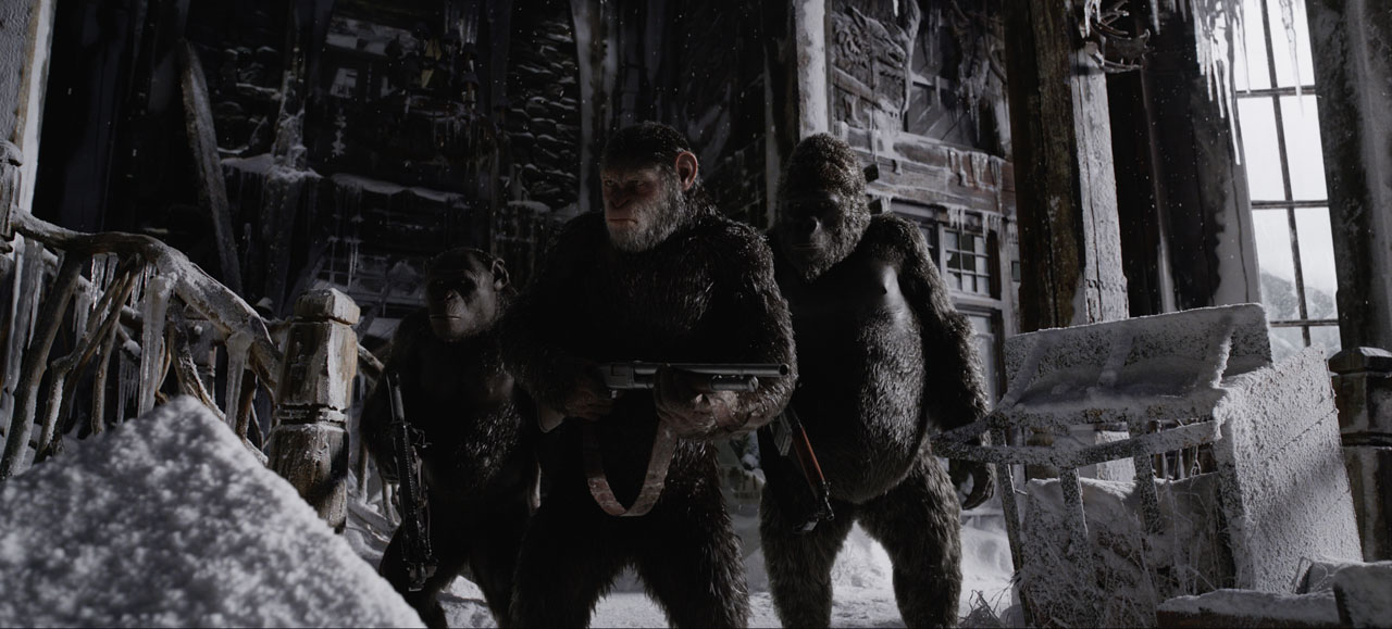 New Clip from War for the Planet of the Apes Released