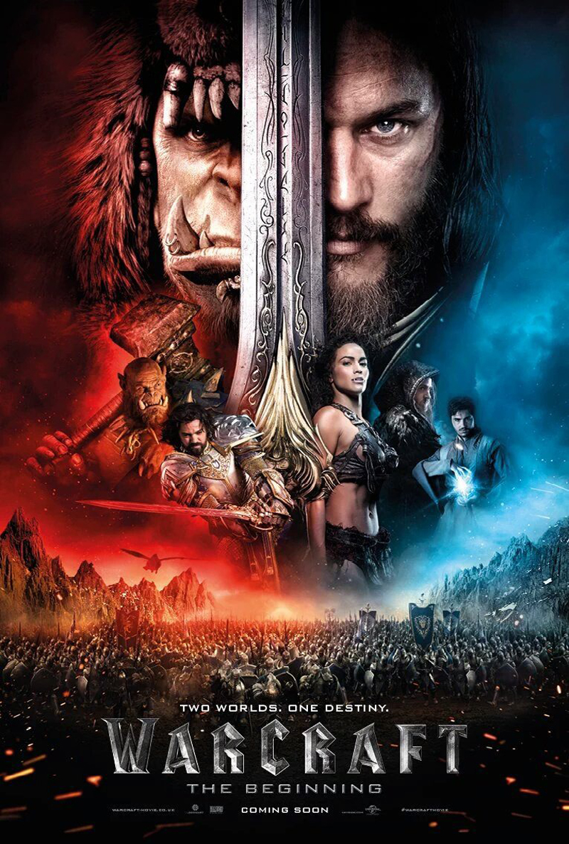 Warcraft (2016) 1080p HDTC x264 [Dual Audio][ENG(5.1)-HINDI(2.0)] ~ IamBidyuT 4.2Gb