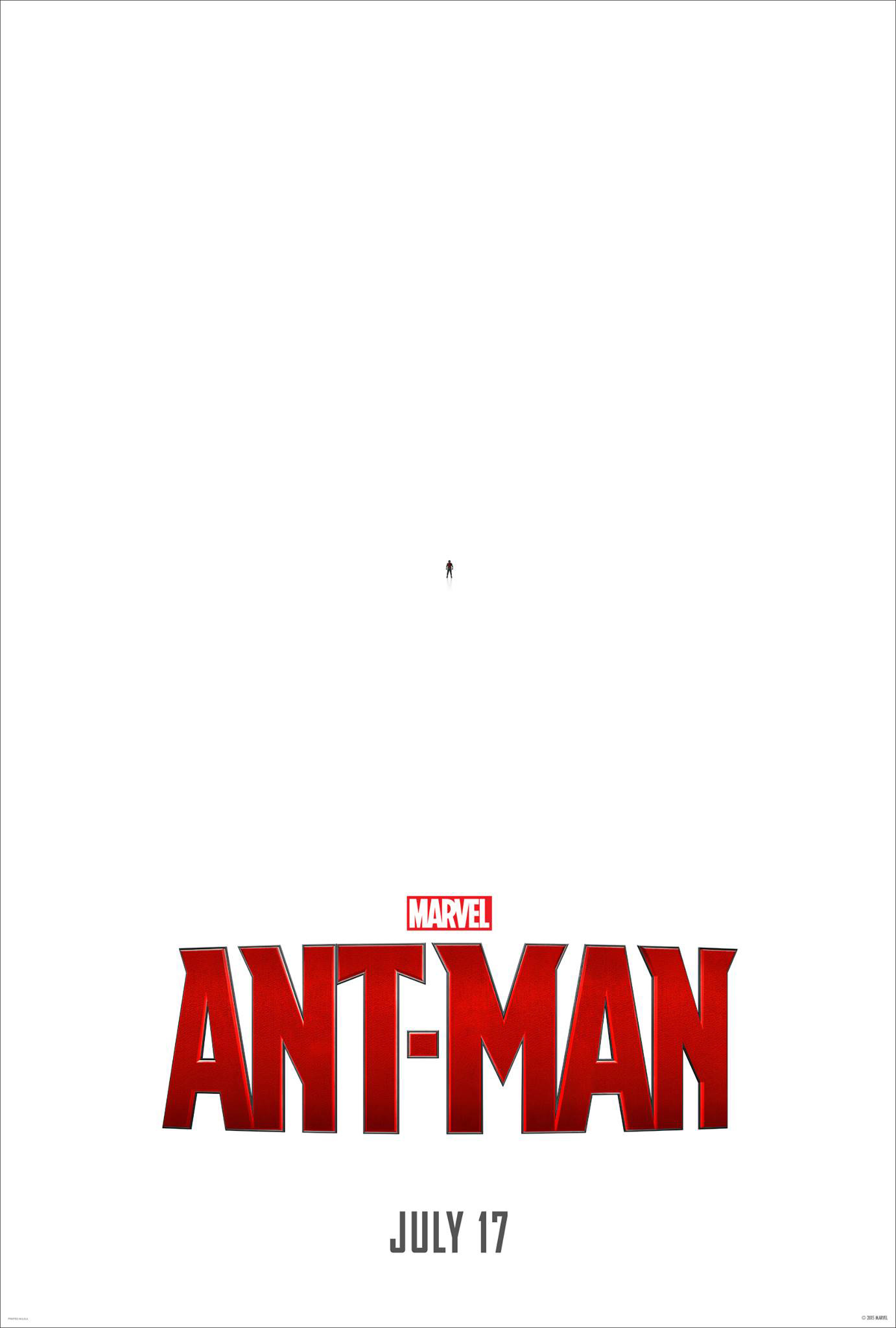 #7 Ant-Man (Marvel/Disney)