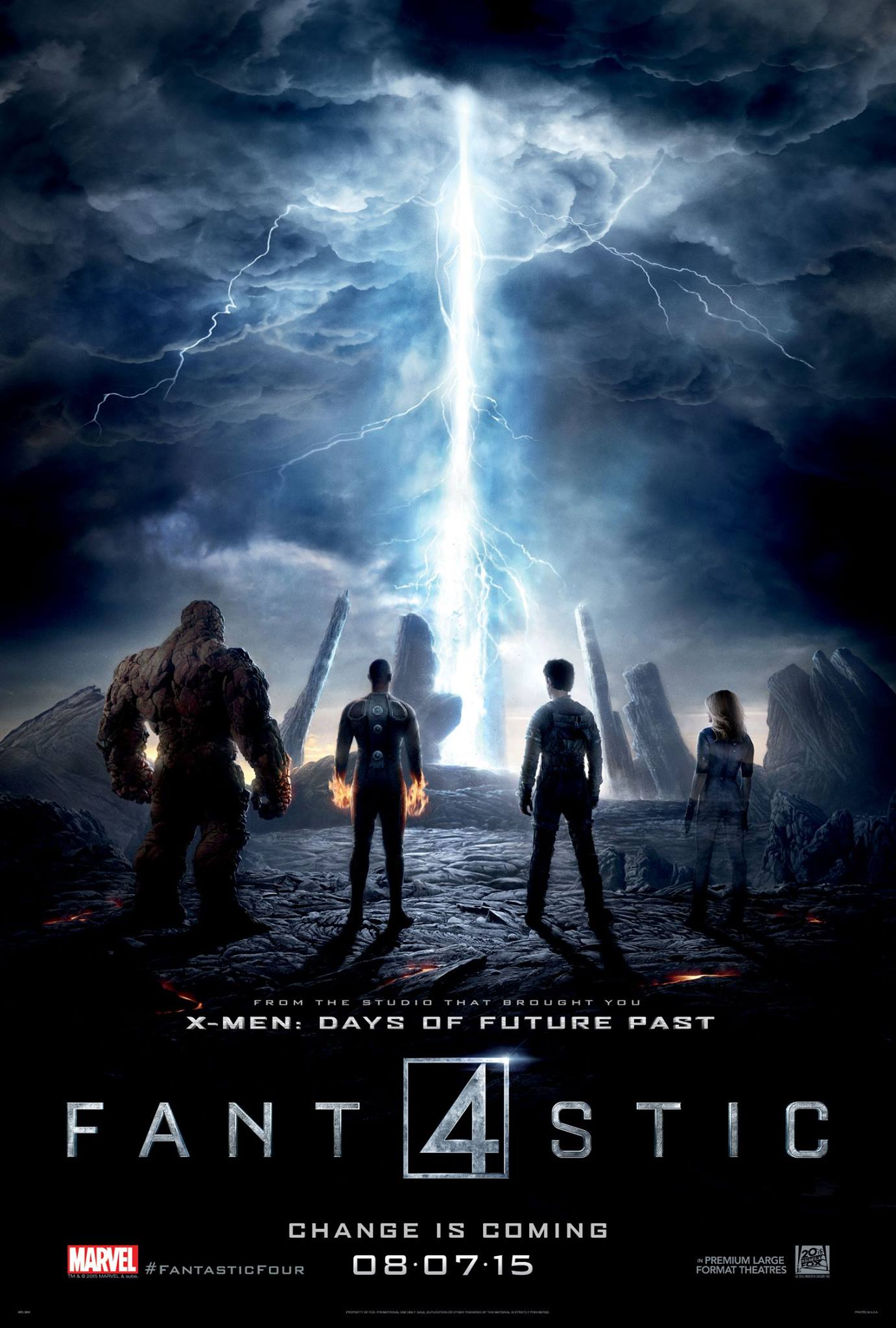 #8 Fantastic Four (20th Century Fox)