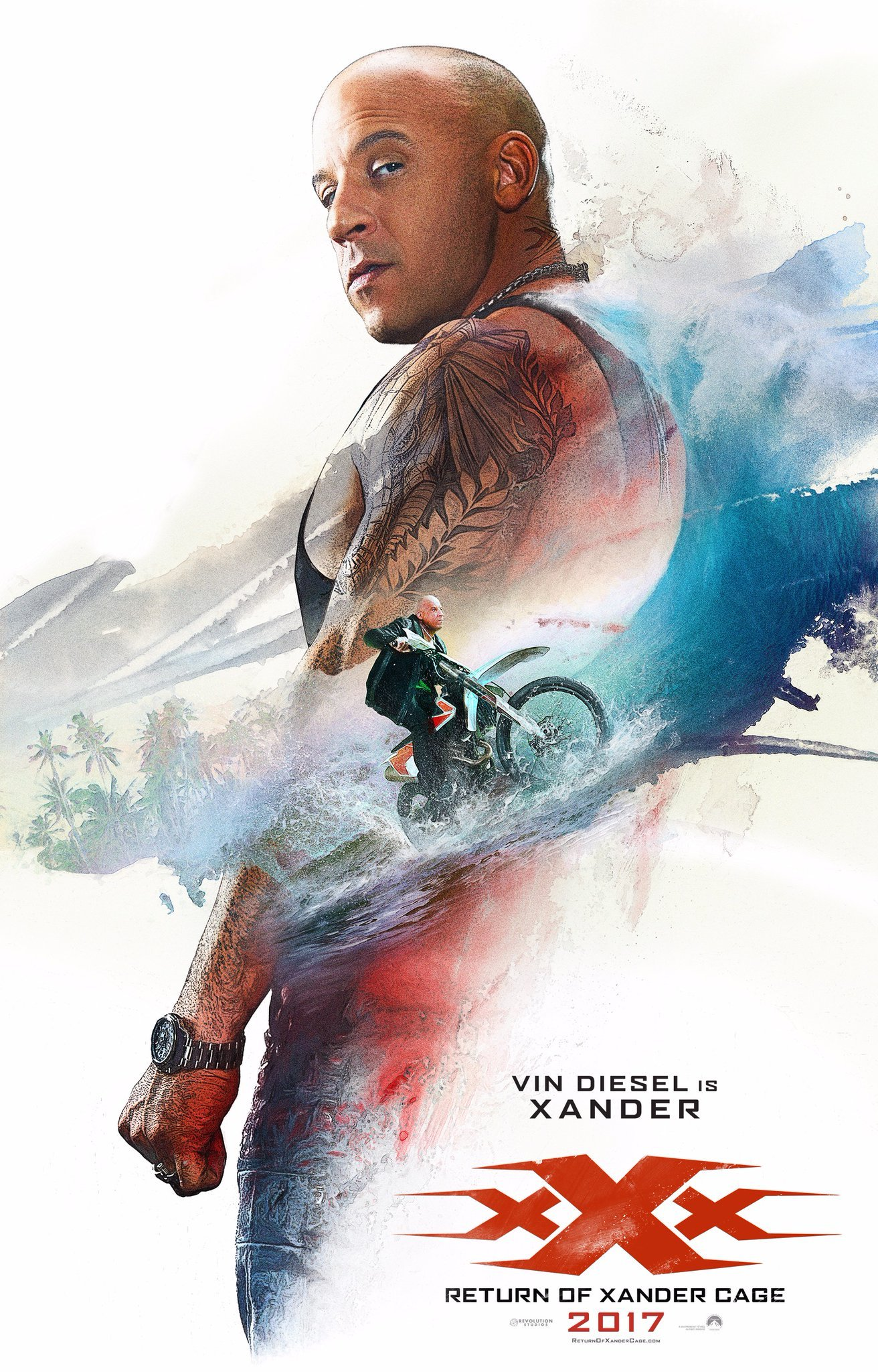 xXx: Return of Xander Cage (2017) - Coming Soon